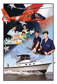 Coast Guard Operations Picture/Montage